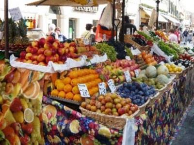 Mercato settimanale - Sant'Ambrogio di Valpolicella