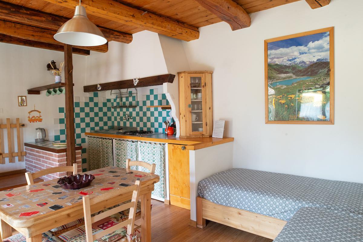 Appartamento lago blu Casa libellula a San Cristof