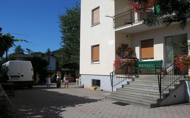 Casa Prandel - vista esterna