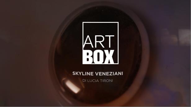 Sky Arte - Venezia panoramica.La scoperta dell'orizzonte infinito