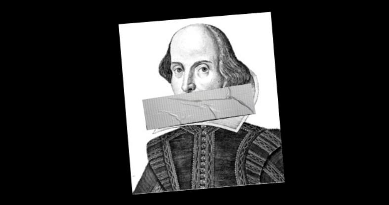 Abbiamo rapito William Shakespeare