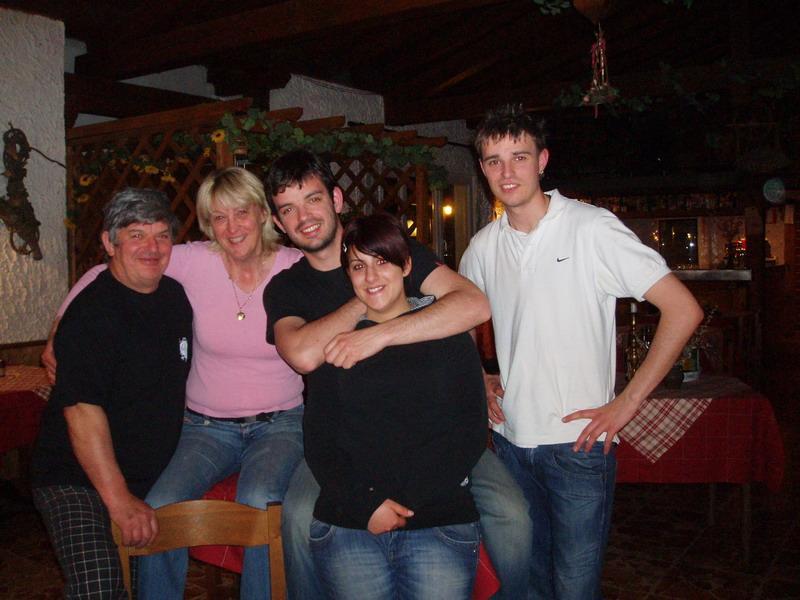 Famiglia Vettorazzi - Vecchia Fattoria