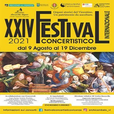 XXIV Festival Concertistico Internazionale