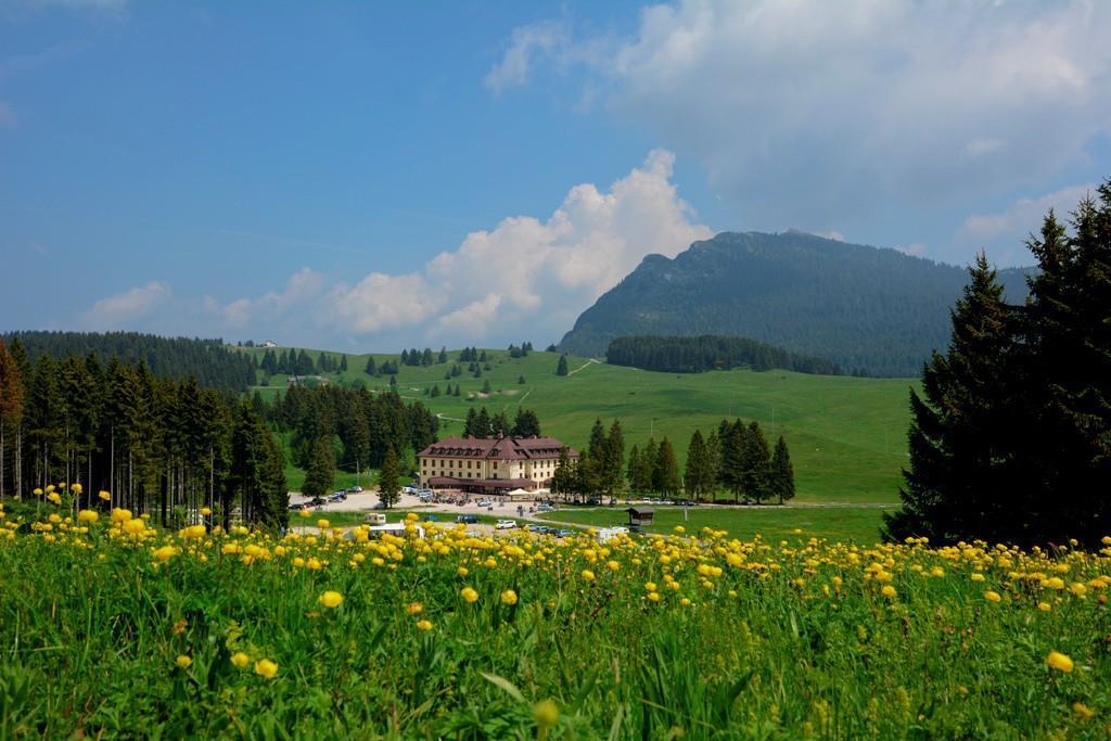 Hotel Vezzena_esterno estate
