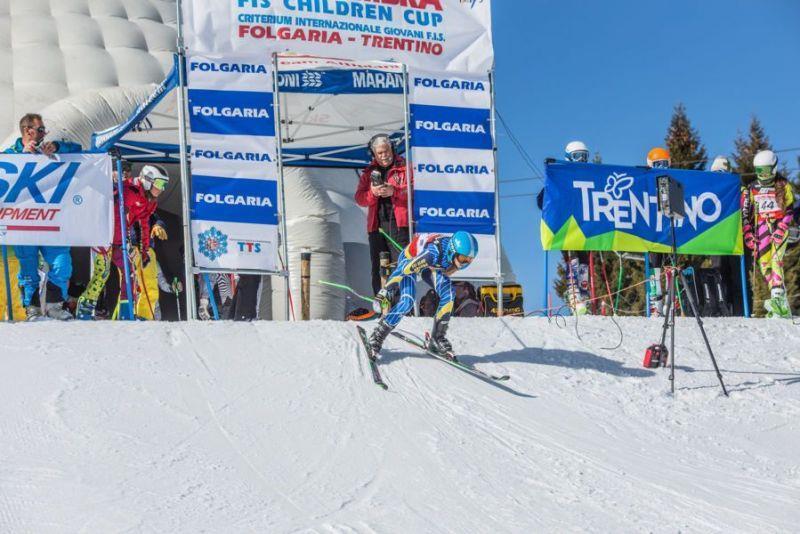 Alpe Cimbra FIS Children Cup