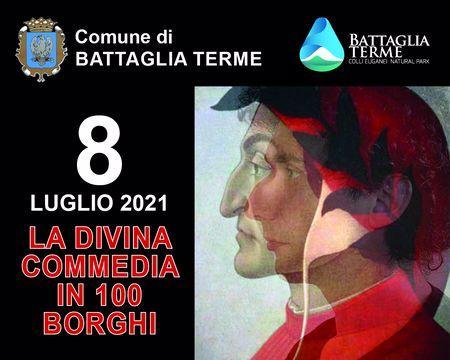 La Divina Commedia in 100 Borghi