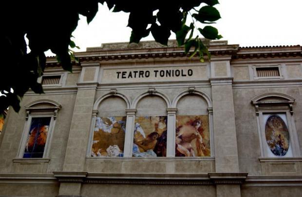 Teatro Toniolo - 36^ Stagione di musica da camera e sinfonica