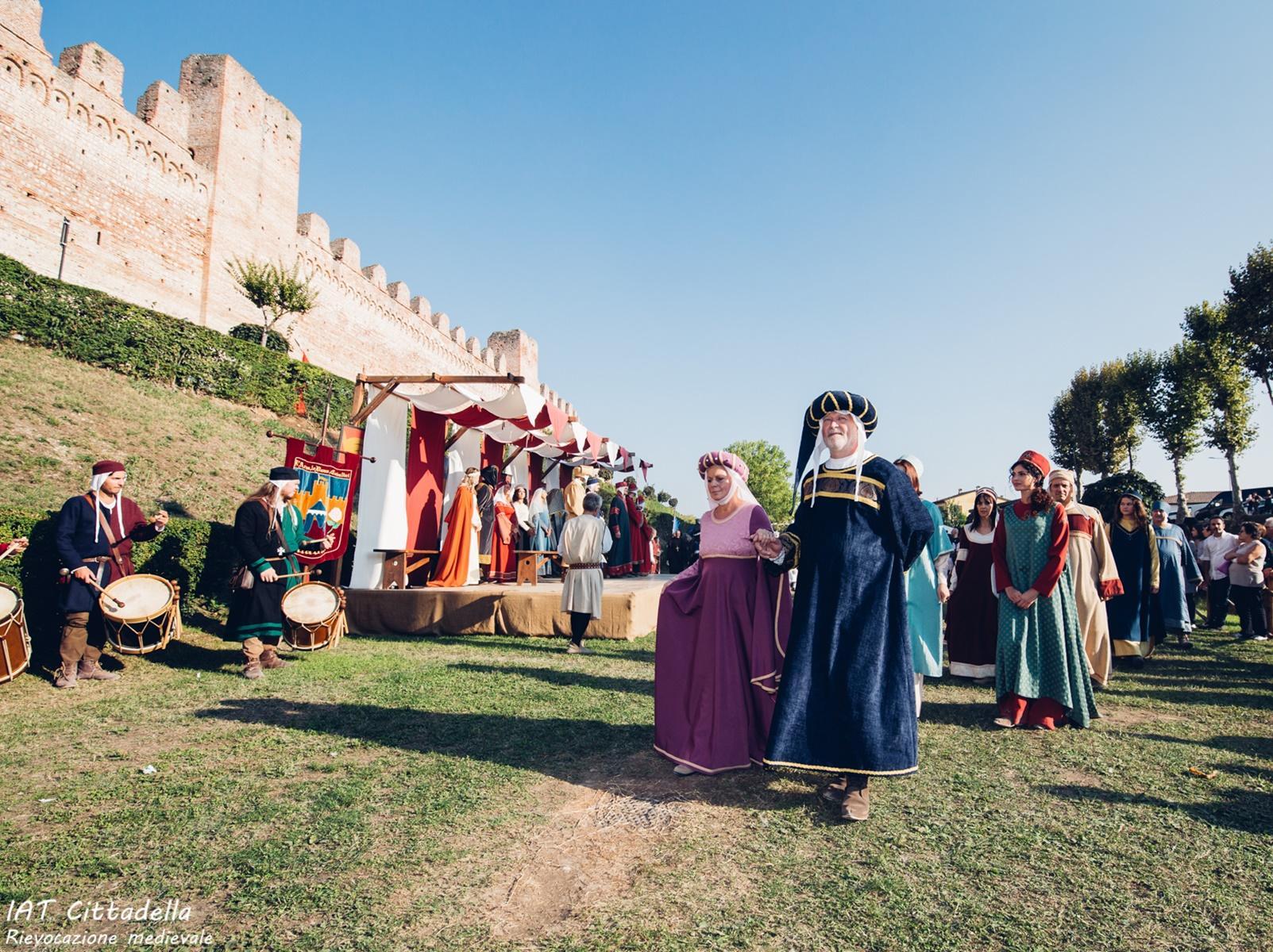 Rievocazione Medievale a Cittadella