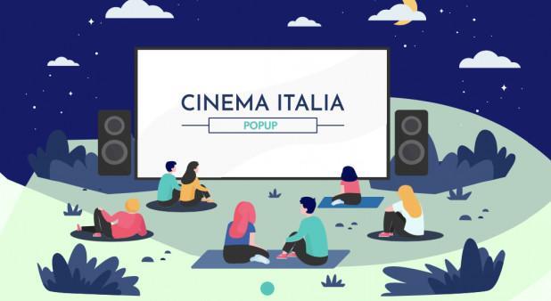 """Cinema all'aperto """"Gamberetti per tutti"""""""