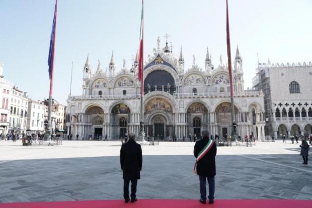 25 marzo 421-2021, Venezia celebra i 1600 anni dalla fondazione della città