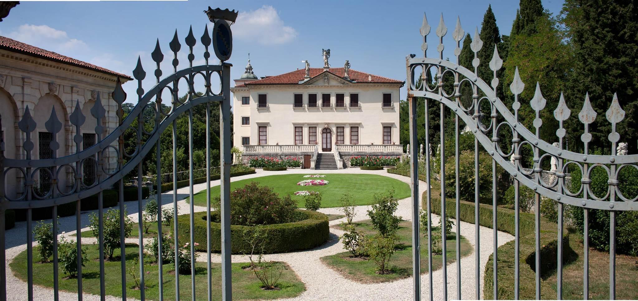 """Visite guidate a Villa Valmarana """"ai nani"""""""