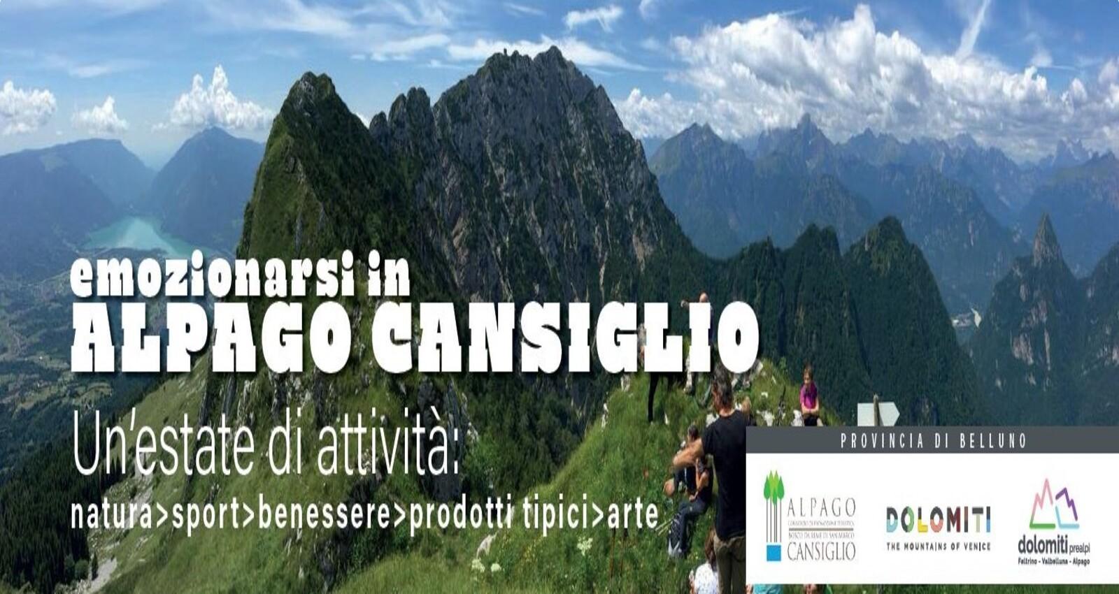 Emozionarsi in Alpago Cansiglio