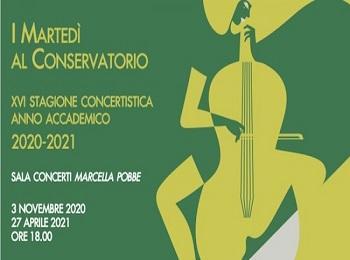 ANNULLATO | I martedì del Conservatorio