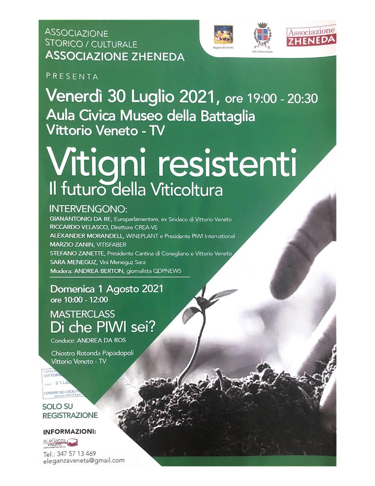 Vitigni resistenti - Il futuro della Viticoltura