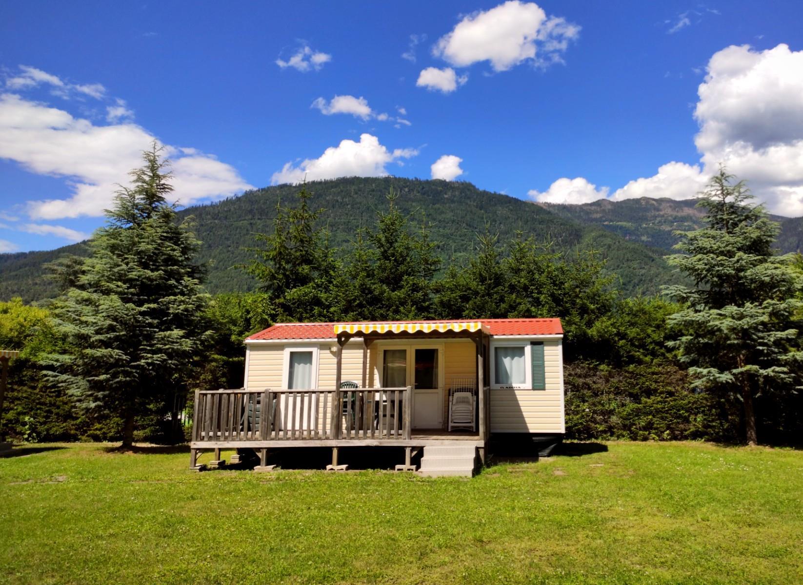 Casa mobile Dolomiti