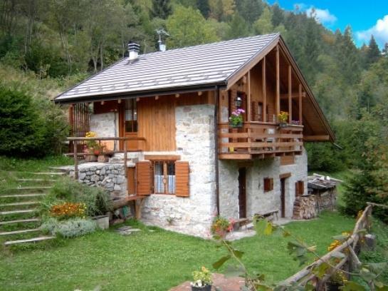 Baita Bucaneve - Estate