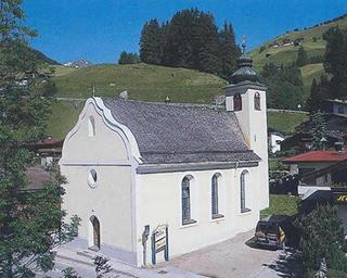 Maria-Hilf-Kapelle