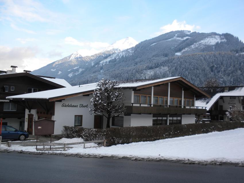 Gästehaus Eberl -Winter