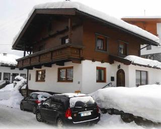 Ferienhaus Traudl im Winter