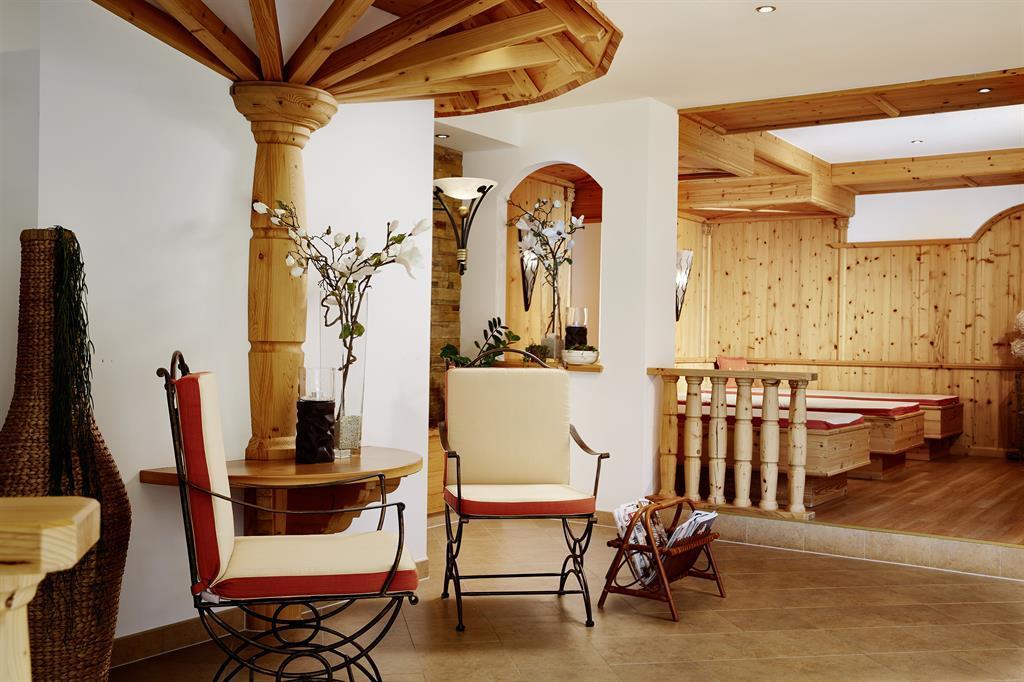 Ruhebereich - Sauna