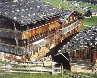 Bauernhofsiedlung