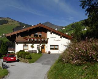 Landhaus Veronika Aussenansicht