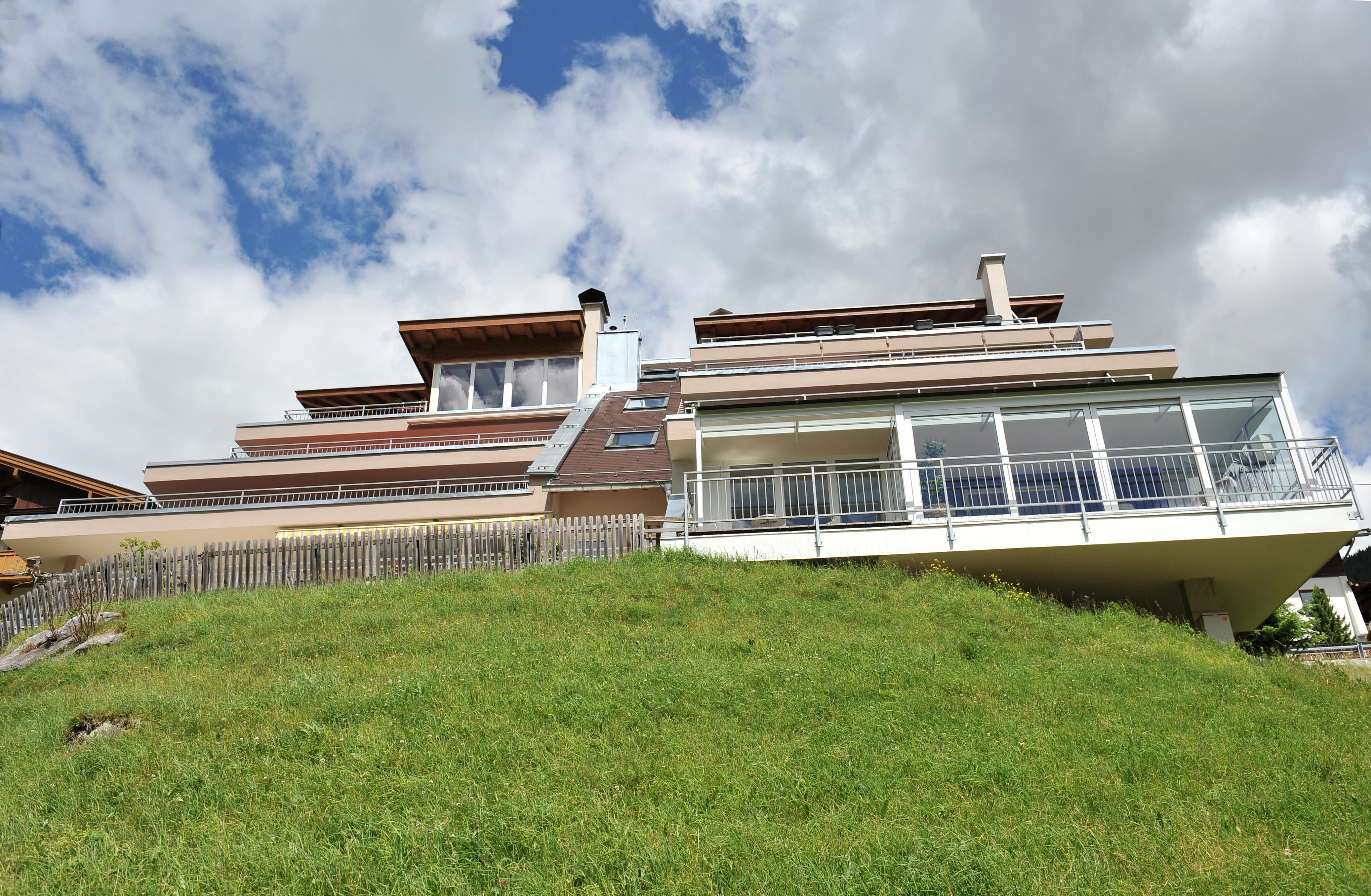 Tux Ferienwohnung Eggerfeld Haus