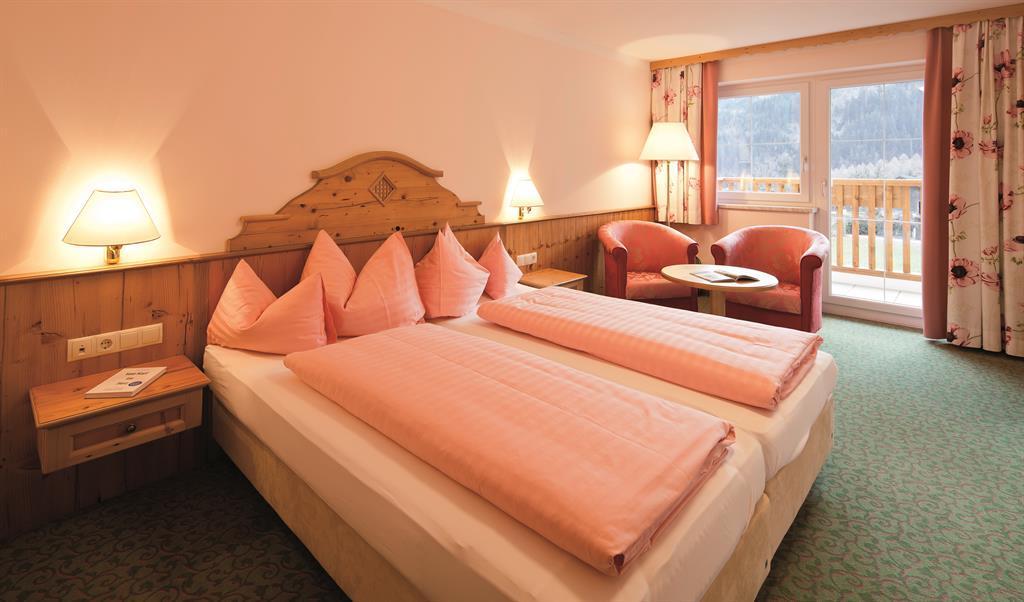 Doppelzimmer Hotel Eberl