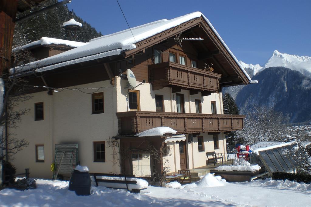 gegen Mayrhofen