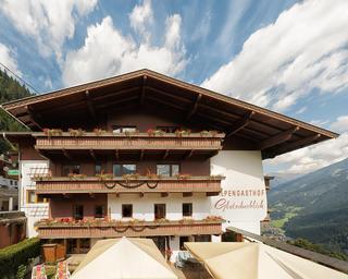 Hotel Gasthof Gletscherblick Hausansicht