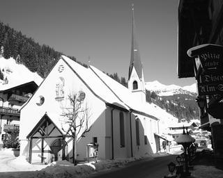 Pfarrkirche Tux