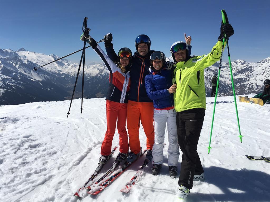Skitag mit Armin Assinger