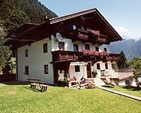 Haus Alpengruß Sommer