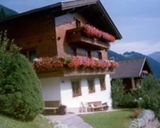 Haus Kirchler Sommer