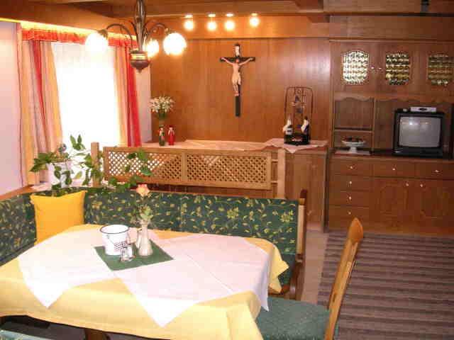 Frühstücksraum Bild 2