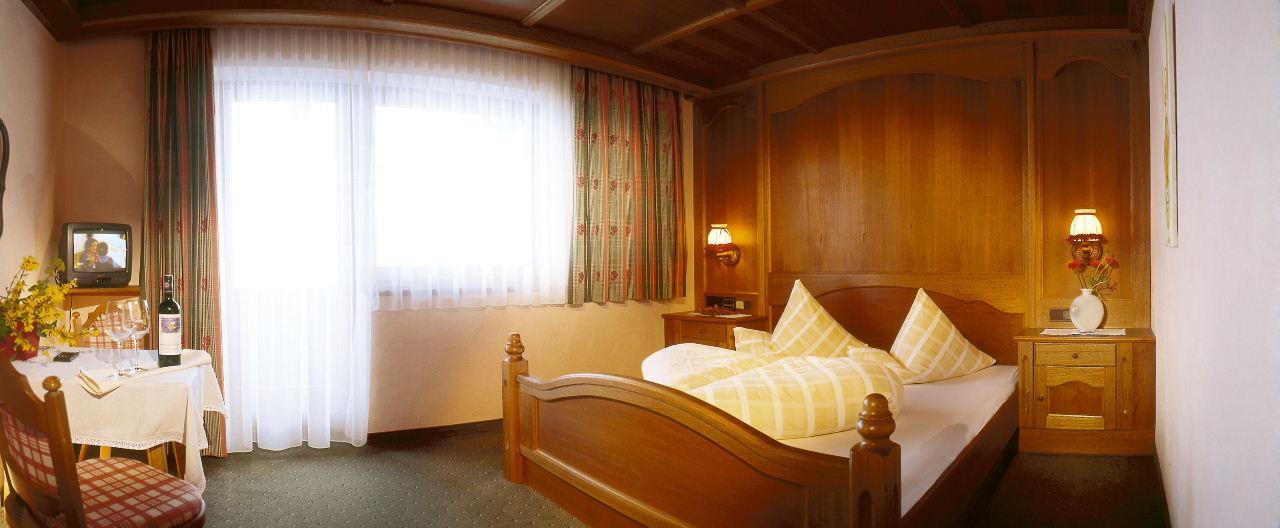 Komfort-Doppelzimmer Zillertal